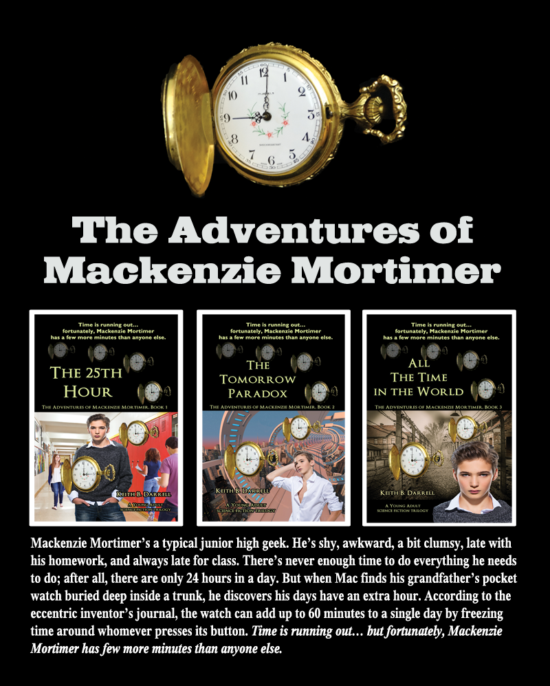 The Adventures of Mackenzie Mortimer