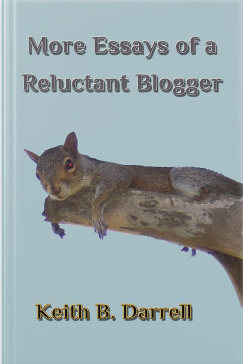 More Essays of a Reluctant Blogger