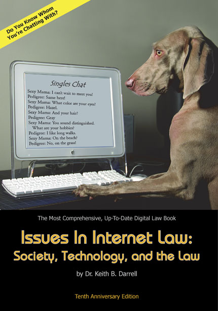 Issues In Internet Law