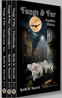 Fangs & Fur: The Omnibus Edition, Boxed Set
